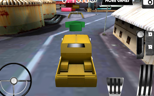 American truck 3D Driving - screenshot thumbnail