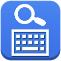 Search with Keyboard icon