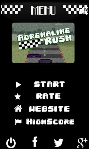 衝動 - 賽車遊戲