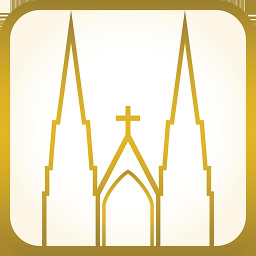 St. Patrick's Cathedral, NY LOGO-APP點子