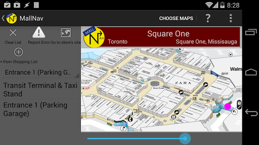 【免費購物App】MallNav Beta-APP點子