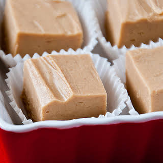 Foolproof Peanut Butter Fudge.