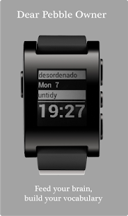 Teacher for Pebble