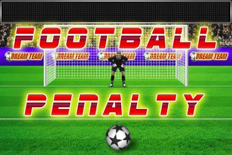 Fotbal Penalty - náhled