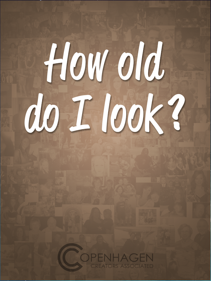 How old do I look? - Android Apps on Google Play