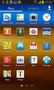 Zemke Hand FlipFont - screenshot thumbnail