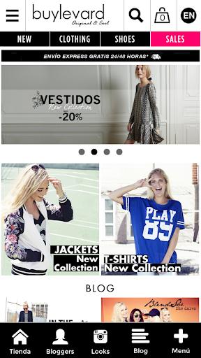 Buylevard - Tienda moda online