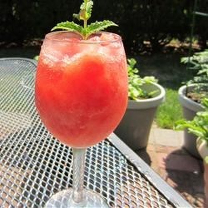 Watermelon Vodka Slush
