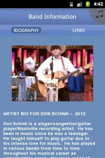 Don Schink with Clean Country - screenshot thumbnail