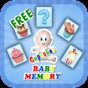 Baby Memory Cupcakes Free icon