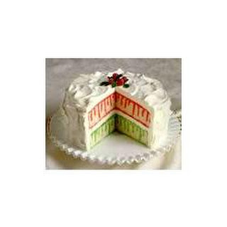Holiday Poke Cake