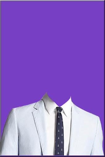 Stylish Man Suit Photo