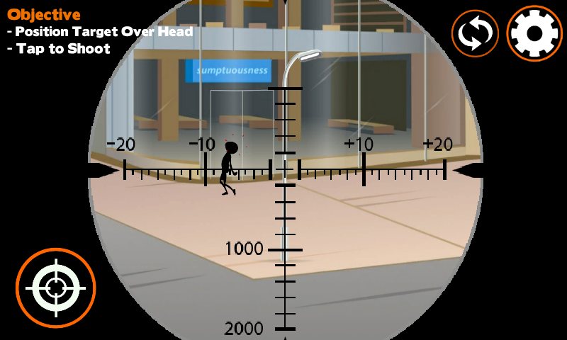 Top Sniper Shooting free - screenshot