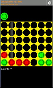 Connect Four in a Row - screenshot thumbnail