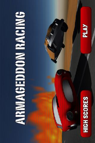 Armageddon Racing - screenshot