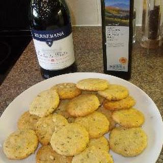 Parmesan Biscuits Recipe