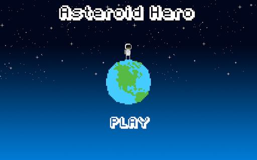 Asteroid Stick Hero