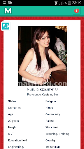 【免費社交App】Matrified free matrimony-APP點子