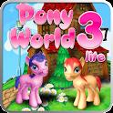 Pony World 3 icon