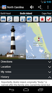US Lighthouses- screenshot thumbnail