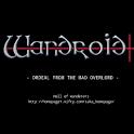 Wandroid # 1 OFMO logo