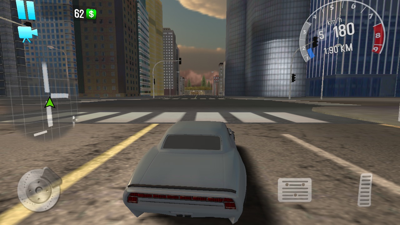 Driver XP- screenshot