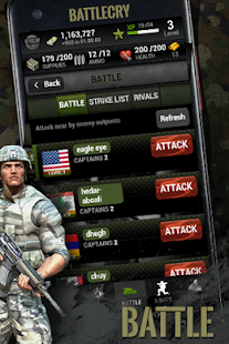 Battle Cry - World War (Free)- screenshot thumbnail