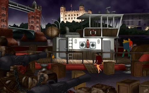 Broken Sword 2: Remastered - screenshot thumbnail