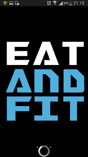 Счетчик калорий - Eat and Fit
