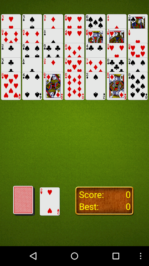 Italian Solitaire Free- screenshot