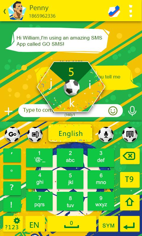 Football World Champion Theme- screenshot