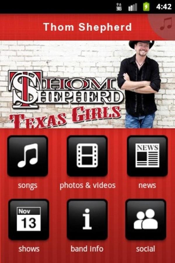 Thom Shepherd - screenshot