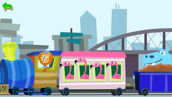 Zoo Train - screenshot thumbnail