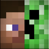 Dodge This Creeper! Minecraft