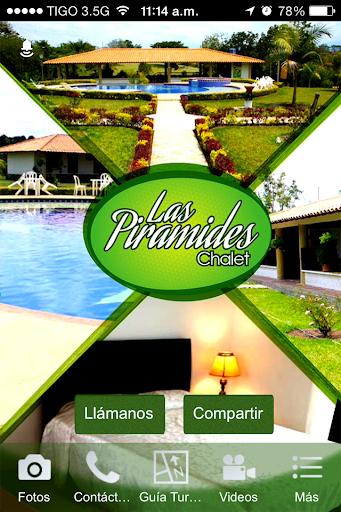 Aloj. Rural Las Pirámides
