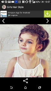 Trendy hairstyles for girls screenshot 3