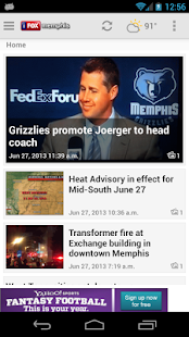 iFOX Memphis - screenshot thumbnail