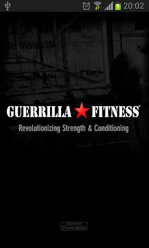 Guerrilla Fitness