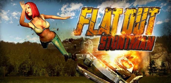 Flatout Stuntman (Летающий каскадер) скачать симулятор тряпичной куклы на android