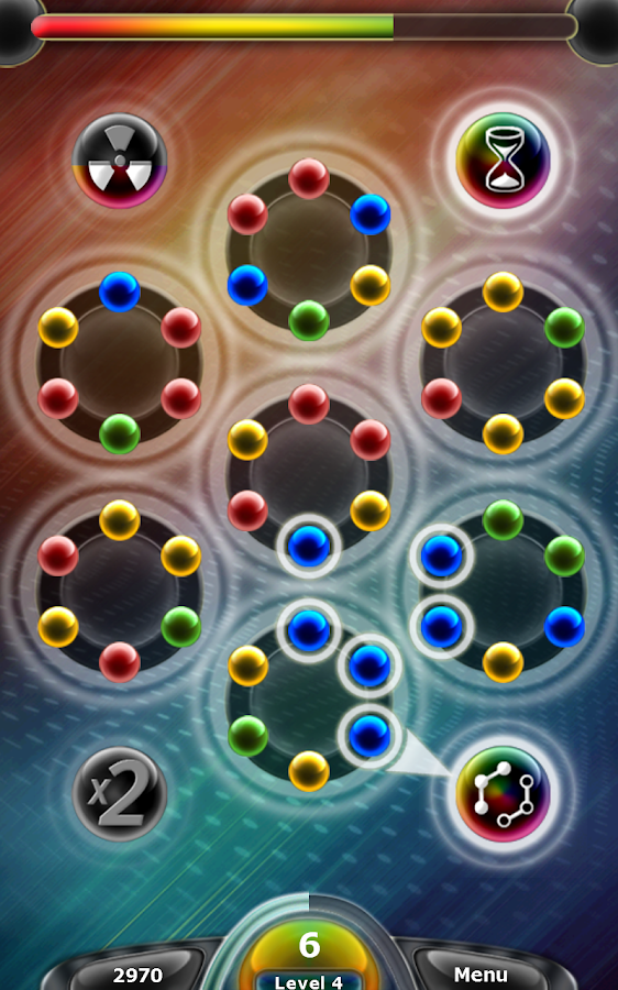 Spinballs Lite- screenshot