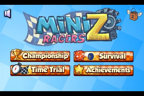 Mini Z Racers- screenshot