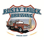 Logo of Rusty Truck Moonlight Ride Blackberry Ale