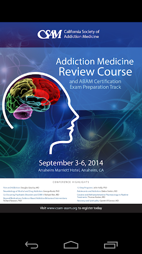 Addiction Medicine Review Crs