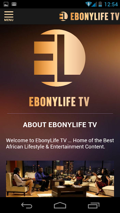 EBONYLIFE TV- screenshot