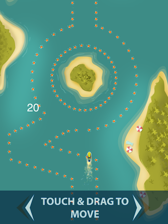 Drive in the Line : Jet Ski 1.6 screenshot 125207