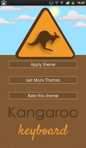 Kangaroo Keyboard