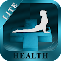 Yoga for +ve Health logo
