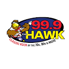 99.9 The Hawk icon