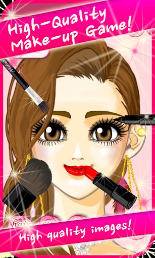 Makeup Salon Princess Cosmetic