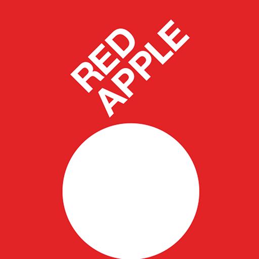 Red Apple LOGO-APP點子